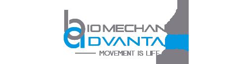 BioMechanics Advantage logo for mobile devices