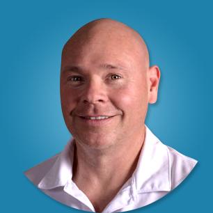 Master trainer Drew Yoder
